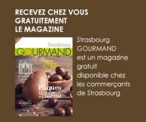 Recevoir Strasbourg gourmand