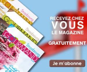 Abonnez vous au magazine gratuitement