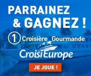 Jeu Strasbourg Gourmand CroisiEurope