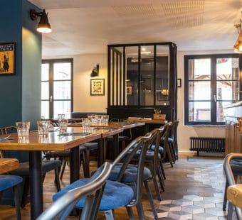 Restaurant les p'tites Cocottes Strasbourg