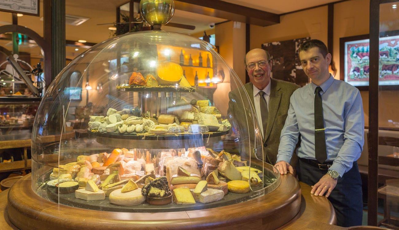 Parcours Tourrette & Fils Cloche à Fromages