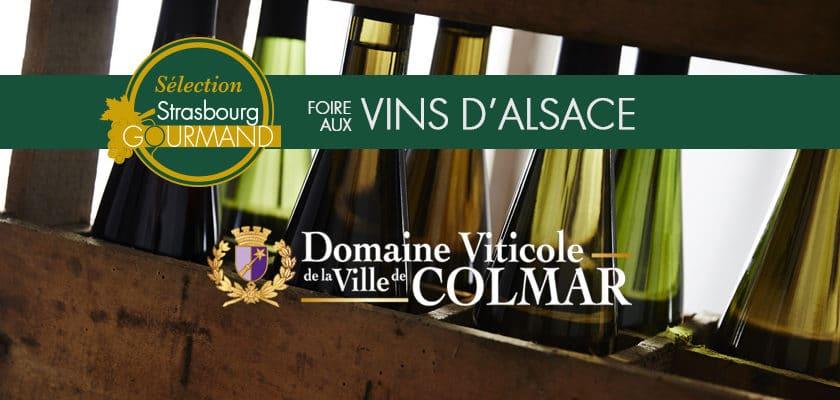 Domaine Viticole de la ville de Colmar FAV