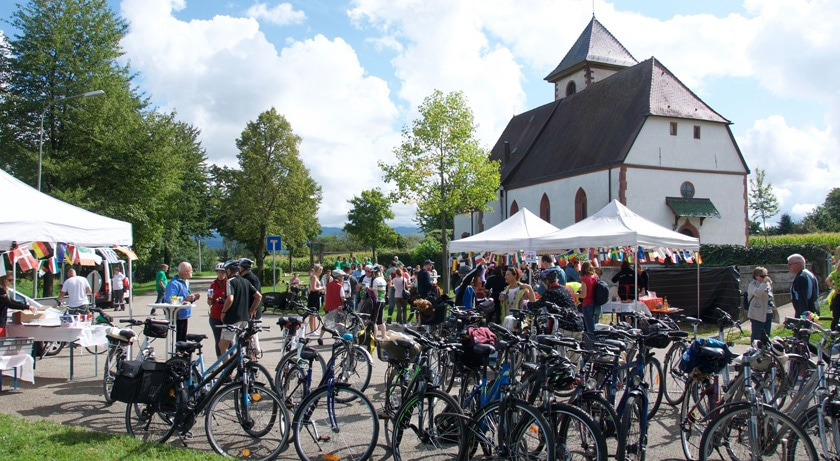 Vélo gourmand de l'Eurodistrict
