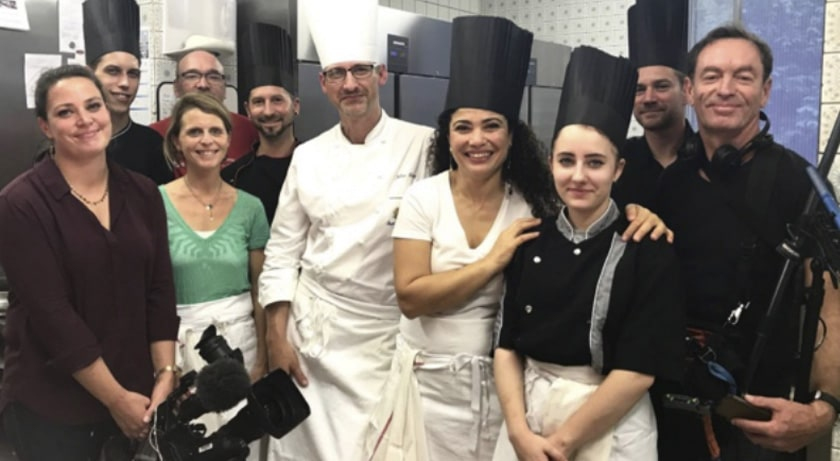Immersion en Cuisine Julien Binz
